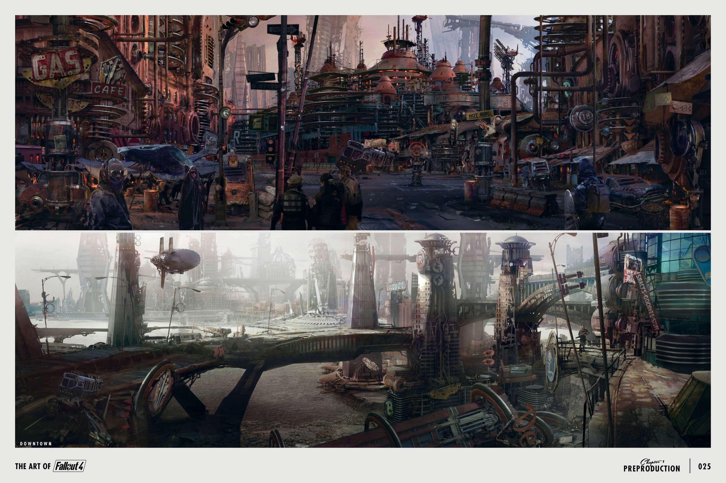 The Art of Fallout 4 - # 013 - Fallout 4 Артбук