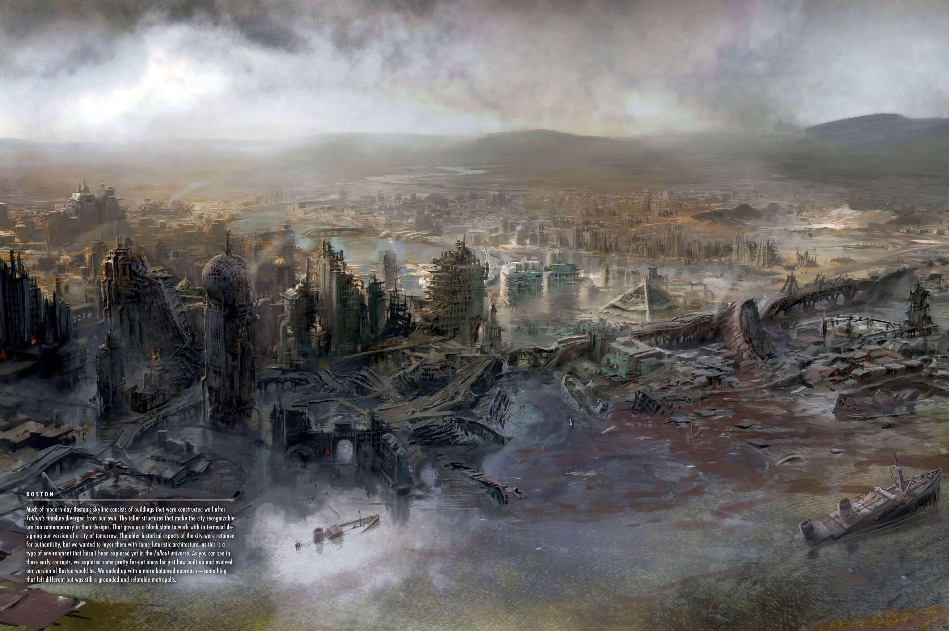 The Art of Fallout 4 - # 012 - Fallout 4 Артбук