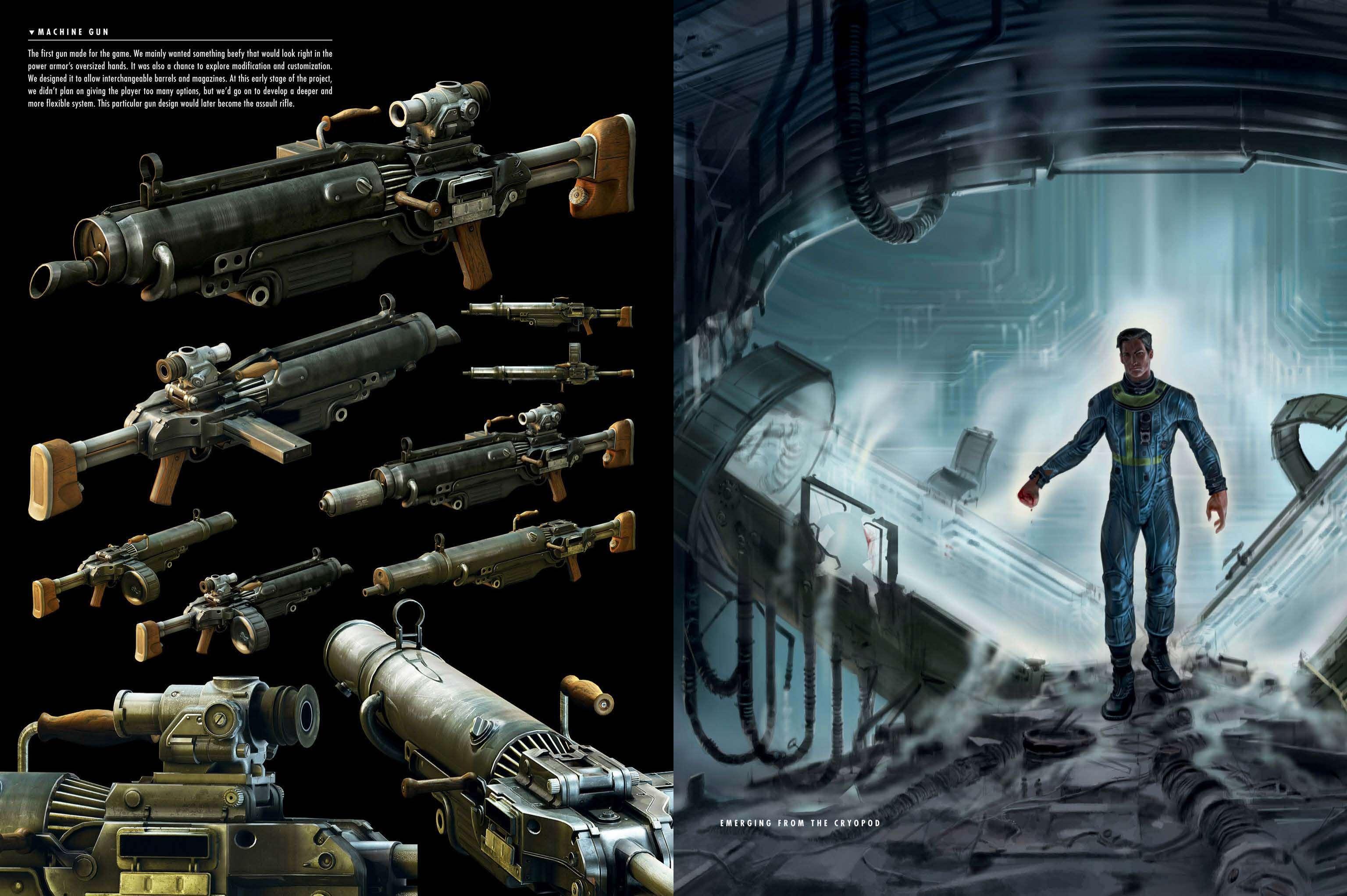 The Art of Fallout 4 - # 011 - Fallout 4 Артбук
