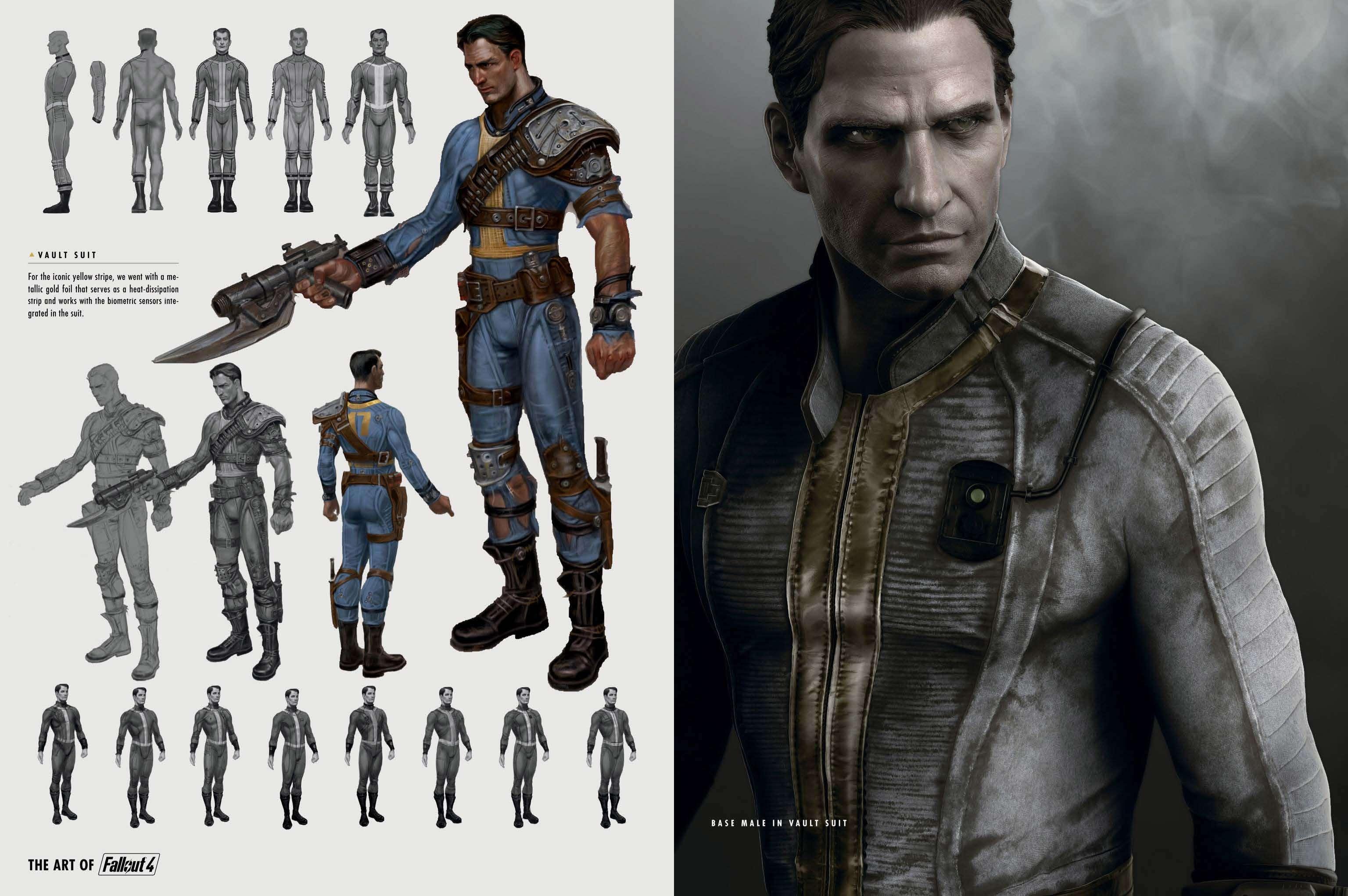 The Art of Fallout 4 - # 009 - Fallout 4 Артбук