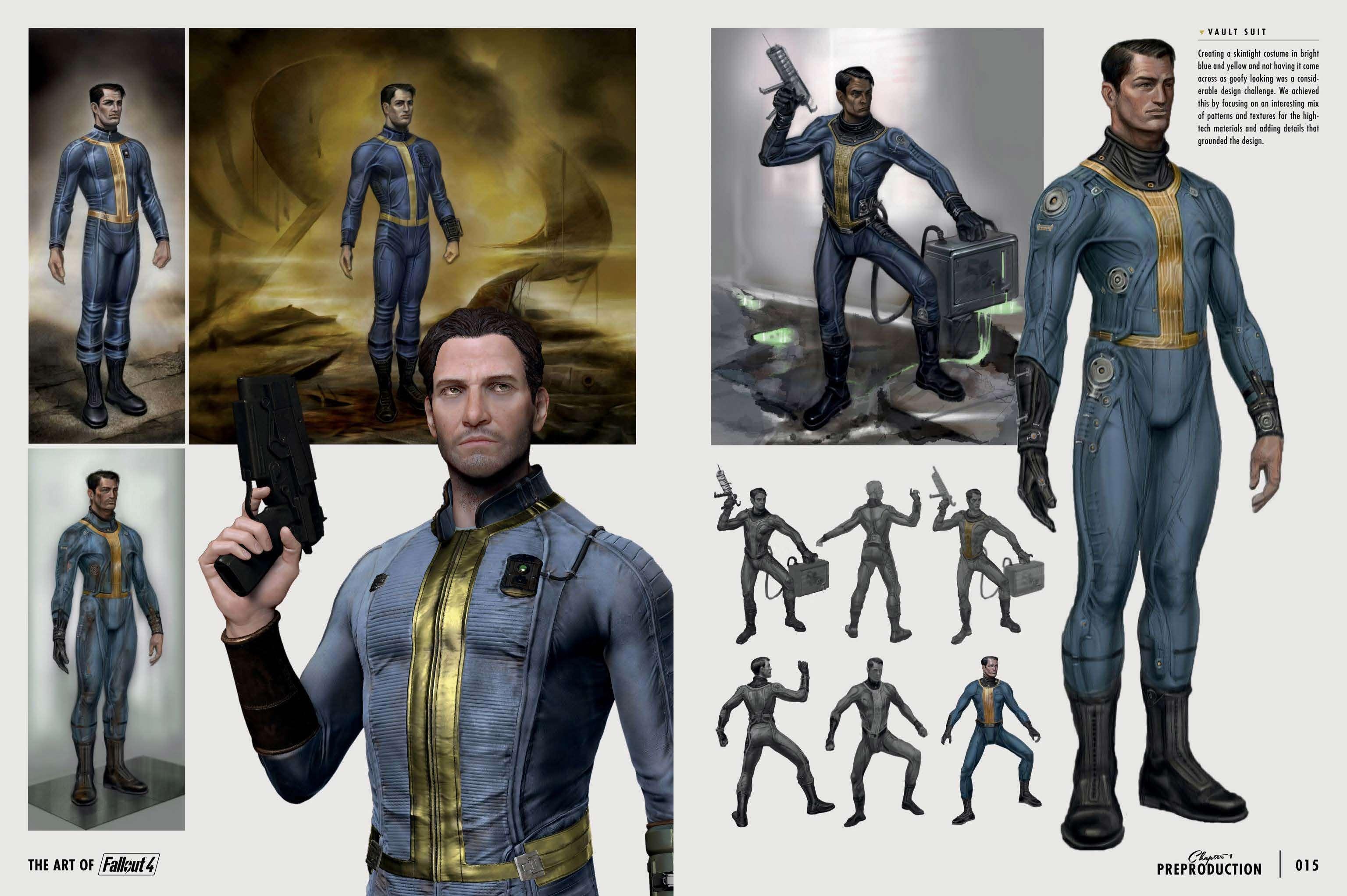 The Art of Fallout 4 - # 008 - Fallout 4 Артбук