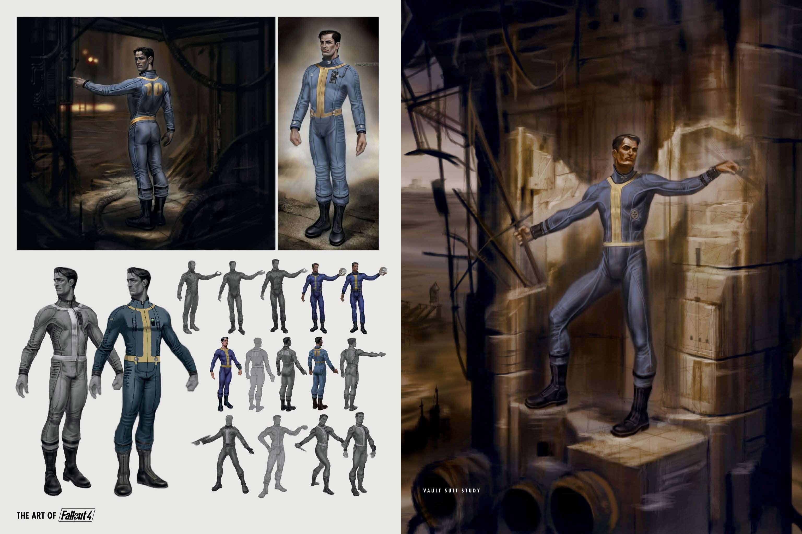 The Art of Fallout 4 - # 007 - Fallout 4 Артбук