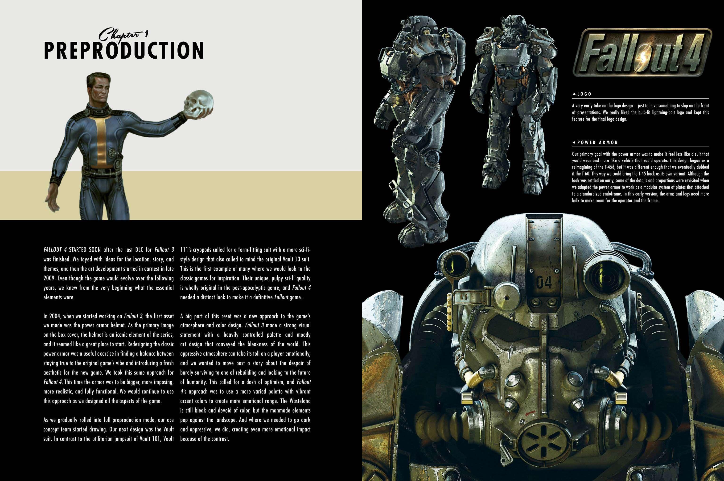 The Art of Fallout 4 - # 006 - Fallout 4 Артбук