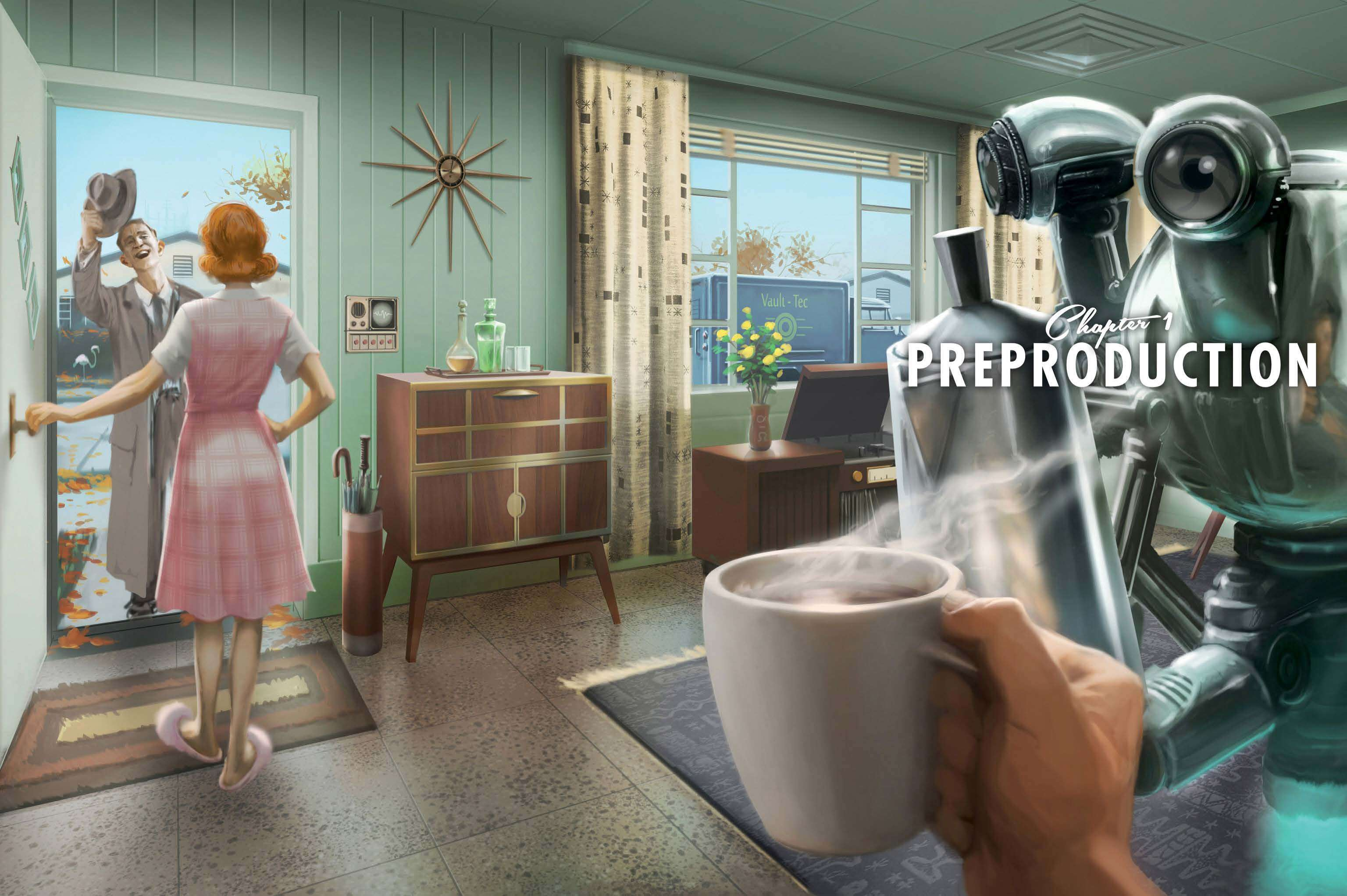 The Art of Fallout 4 - # 005 - Fallout 4 Артбук