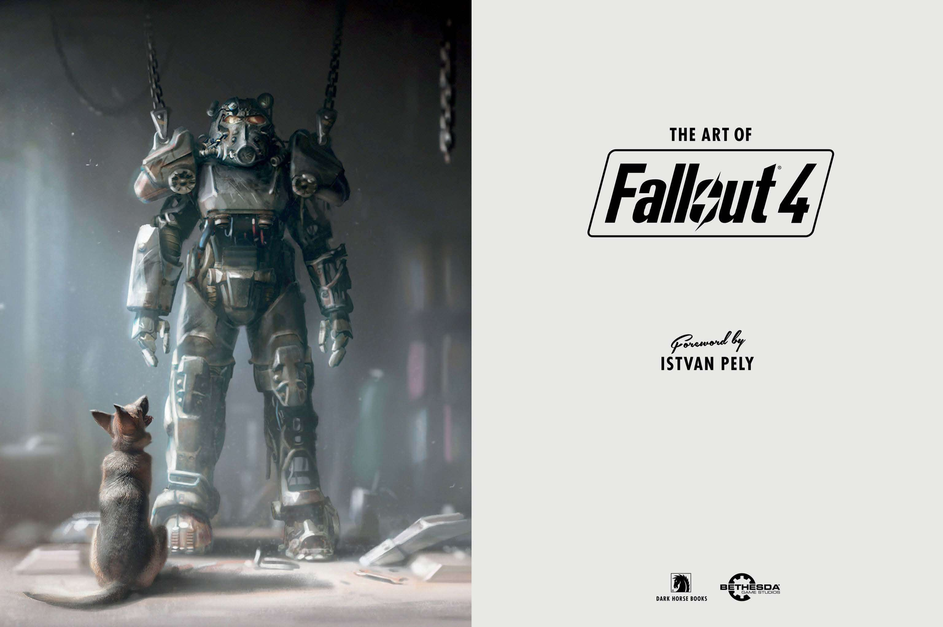 The Art of Fallout 4 - # 002 - Fallout 4 Артбук