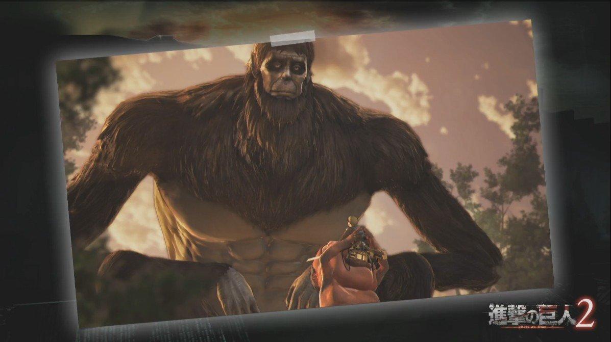 - - Attack on Titan 2 Скриншот