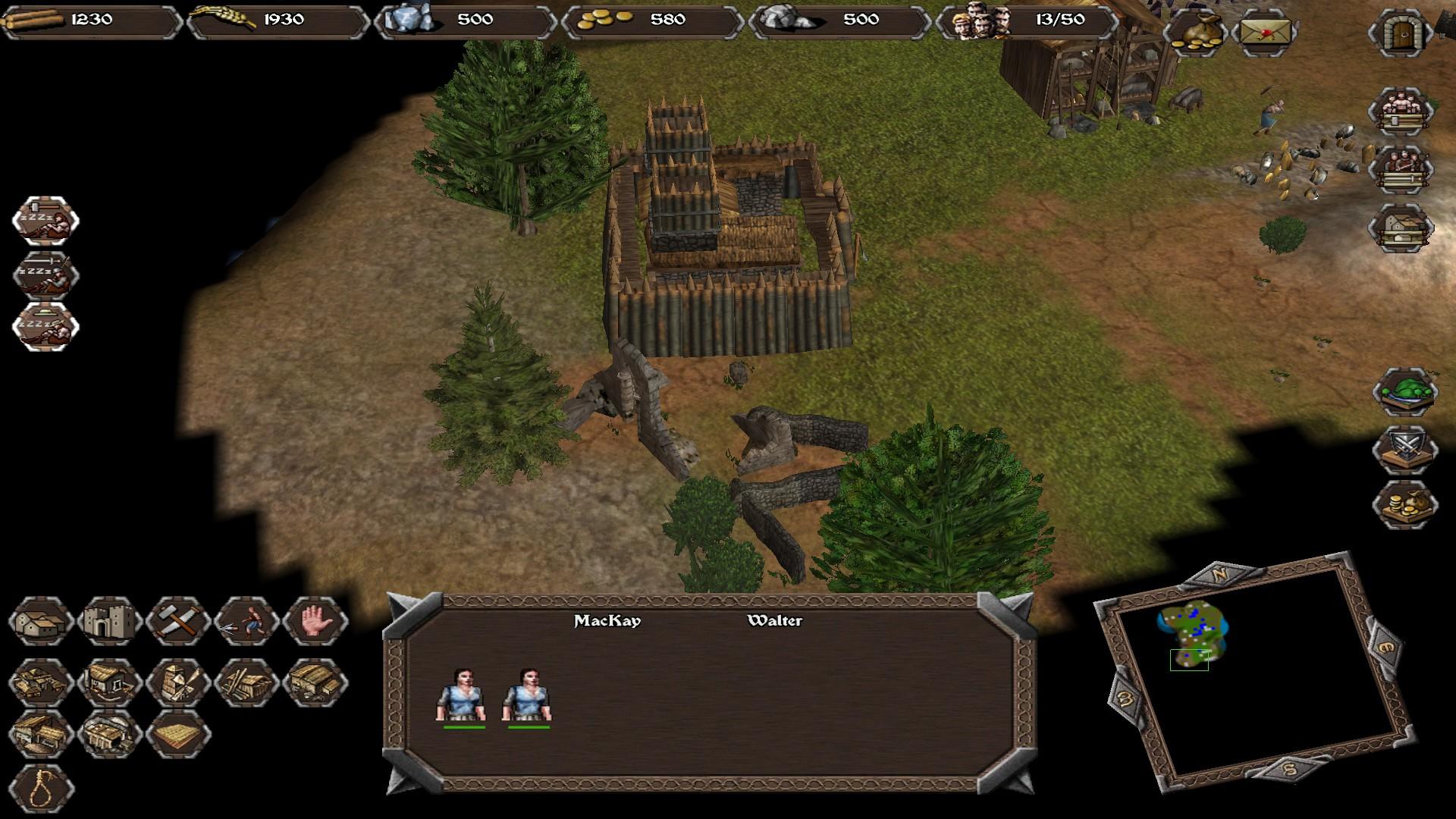 - - Highland Warriors