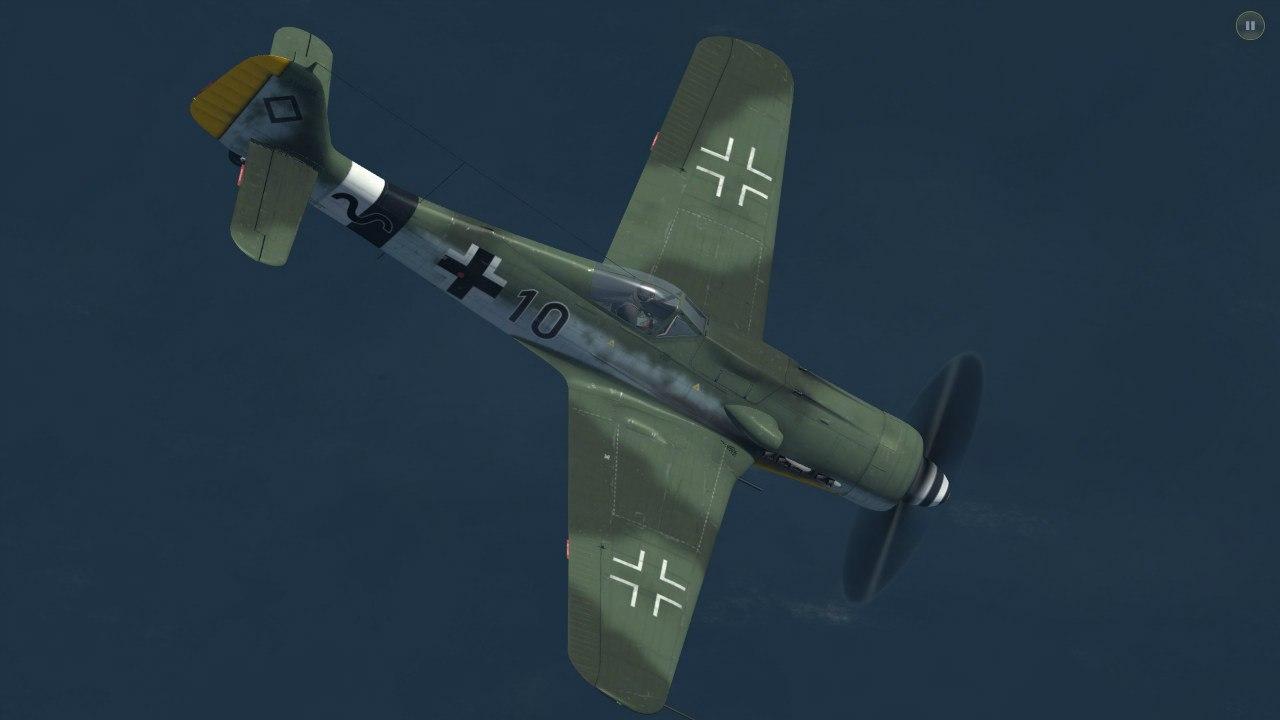- - DCS World Fw 190, Fw 190 D-9 Dora