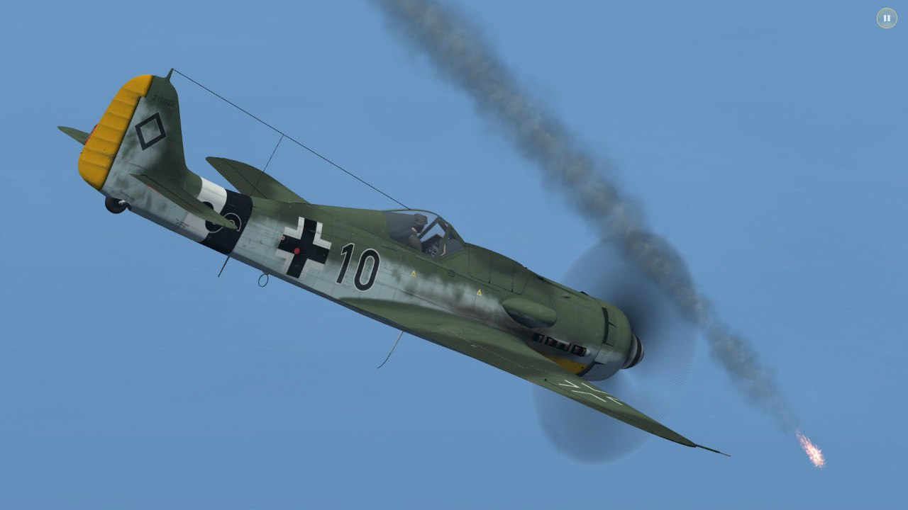 - - DCS World Fw 190, Fw 190 D-9 Dora