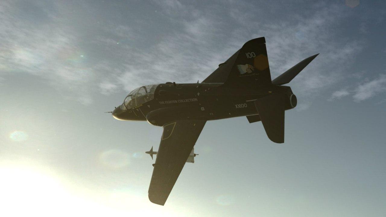 - - DCS World Hawk T.1A, VEAO Simulations