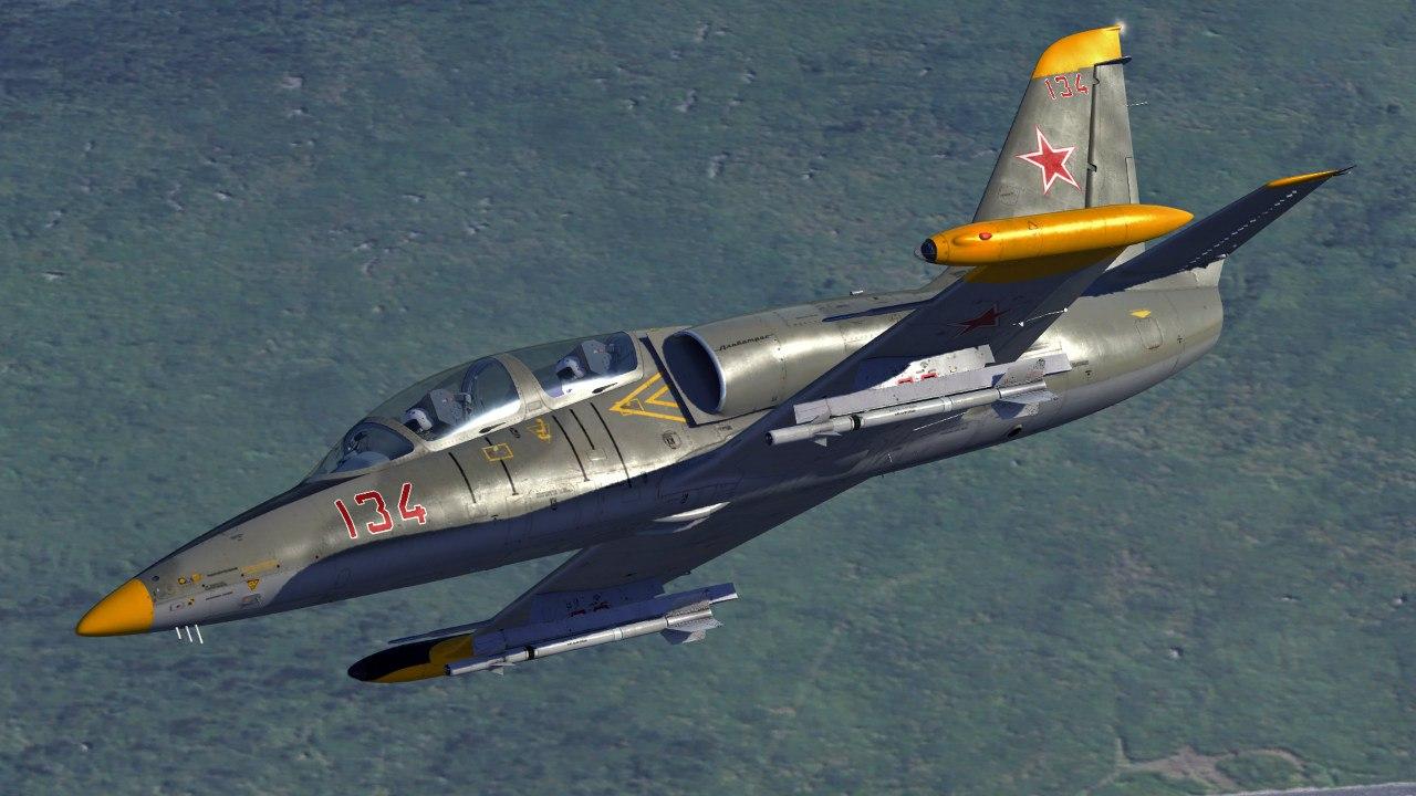 - - DCS World Albatros, L-39, L-39C Albatros