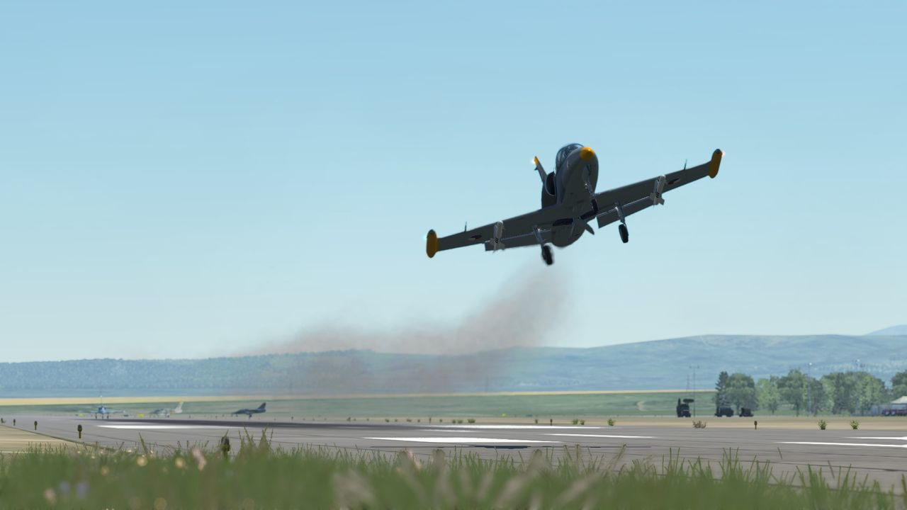 - - DCS World Albatros, L-39, L-39C Albatros