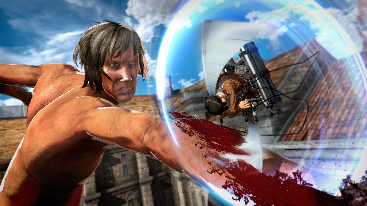 - - Attack on Titan 2