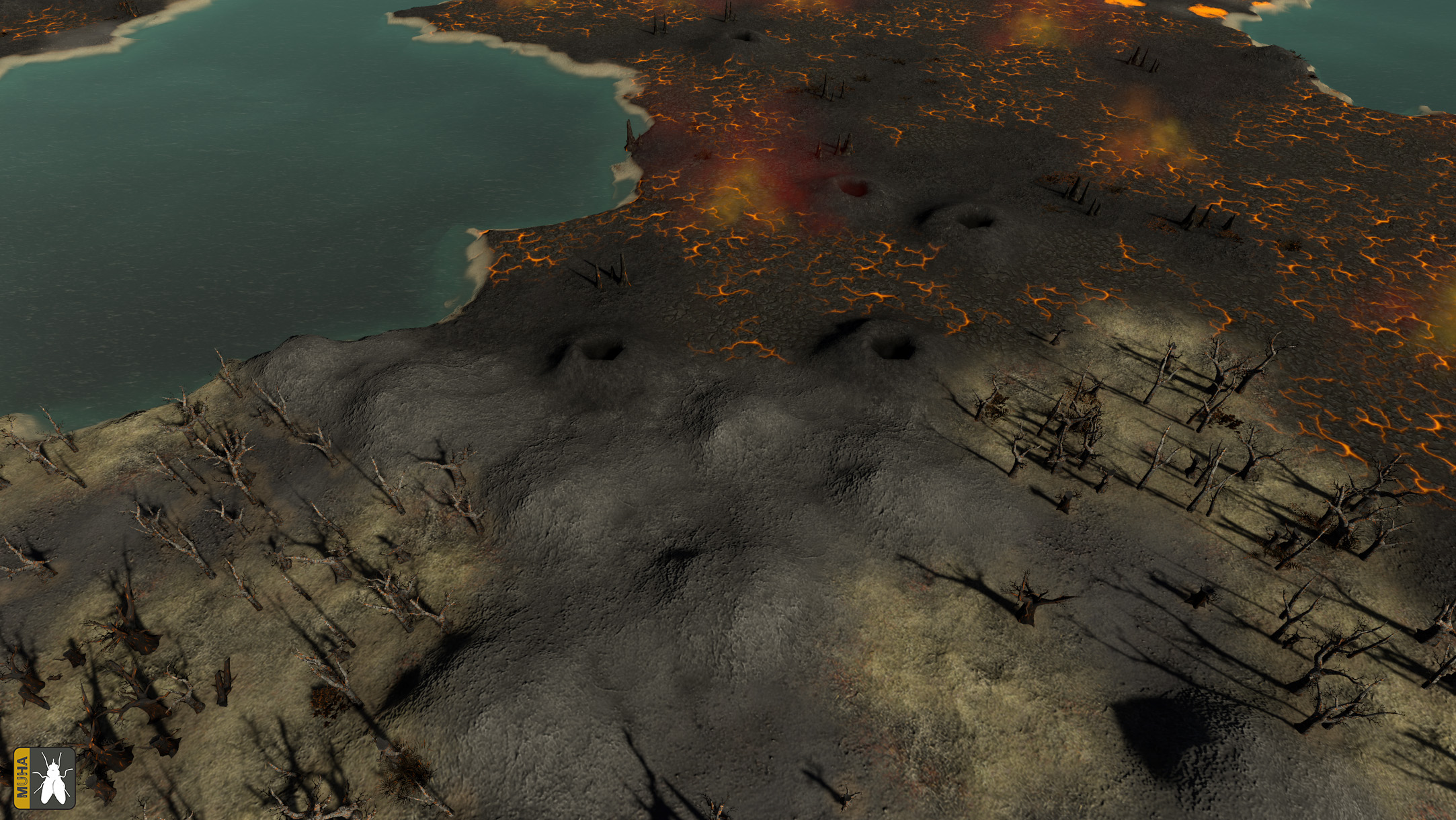 После вулкана - Thea 2: The Shattering
