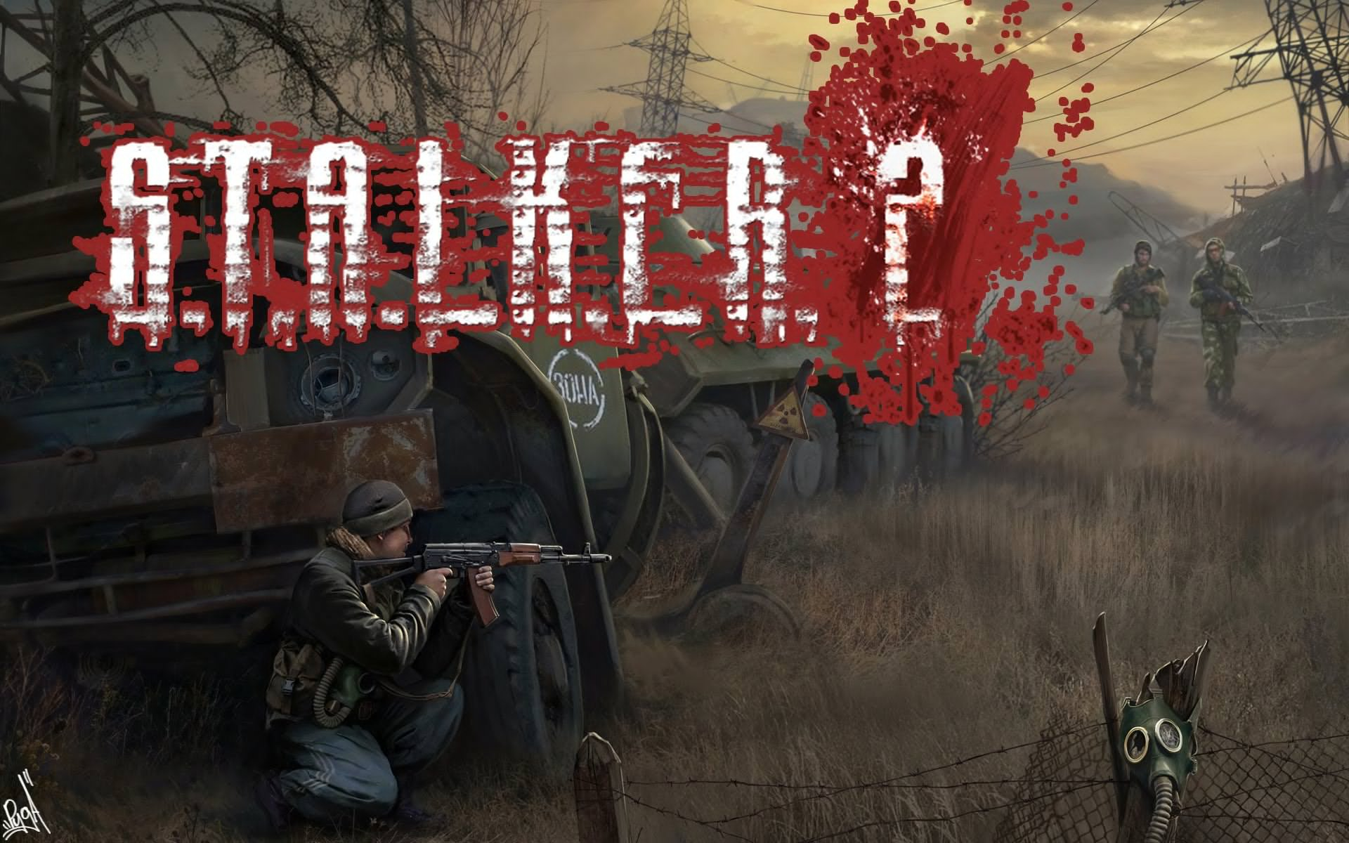 STALKER 2 - S.T.A.L.K.E.R. 2