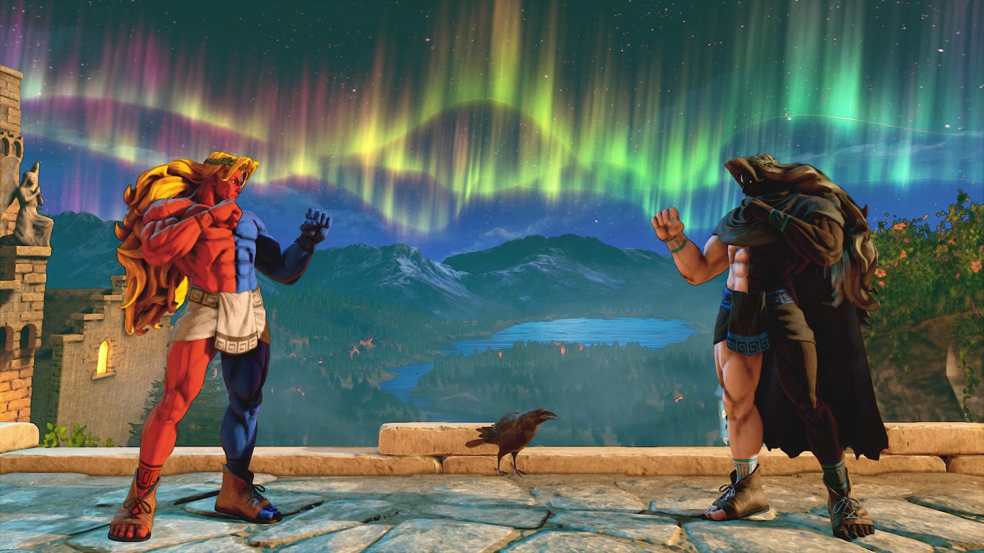 - - Street Fighter 5 Костюм, Хеллоуин