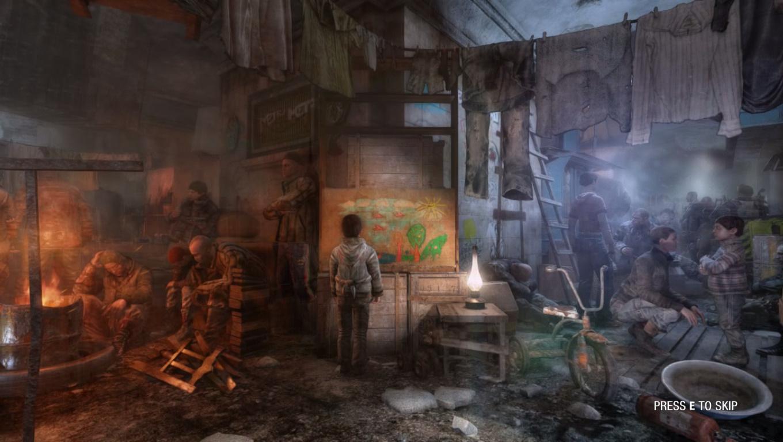 screenshot - Metro: Last Light
