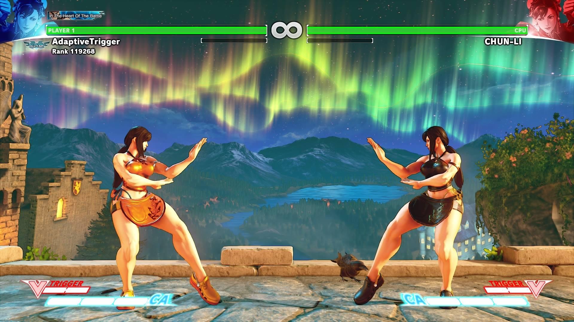 - - Street Fighter 5 Swimsuit, Костюм, Купальник, Скриншот