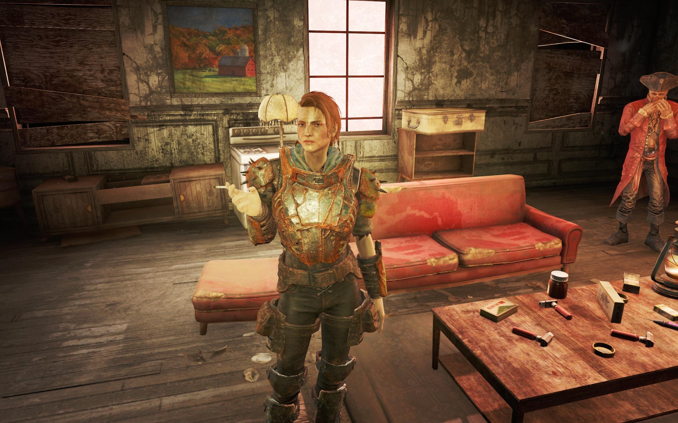 Фаренгейт (Добрососедство, отель Рексфорд) - Fallout 4 Добрососедство, отель, отель Рексфорд, Рексфорд, Фаренгейт