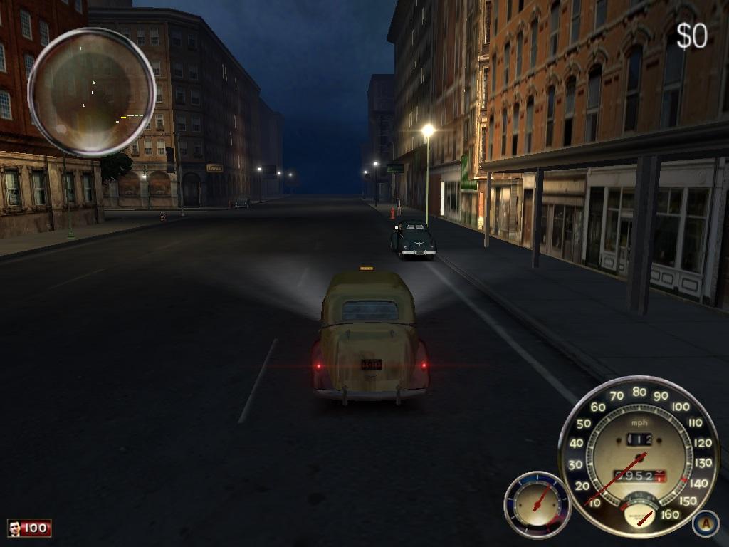 mafia2 - Mafia: The City of Lost Heaven такси