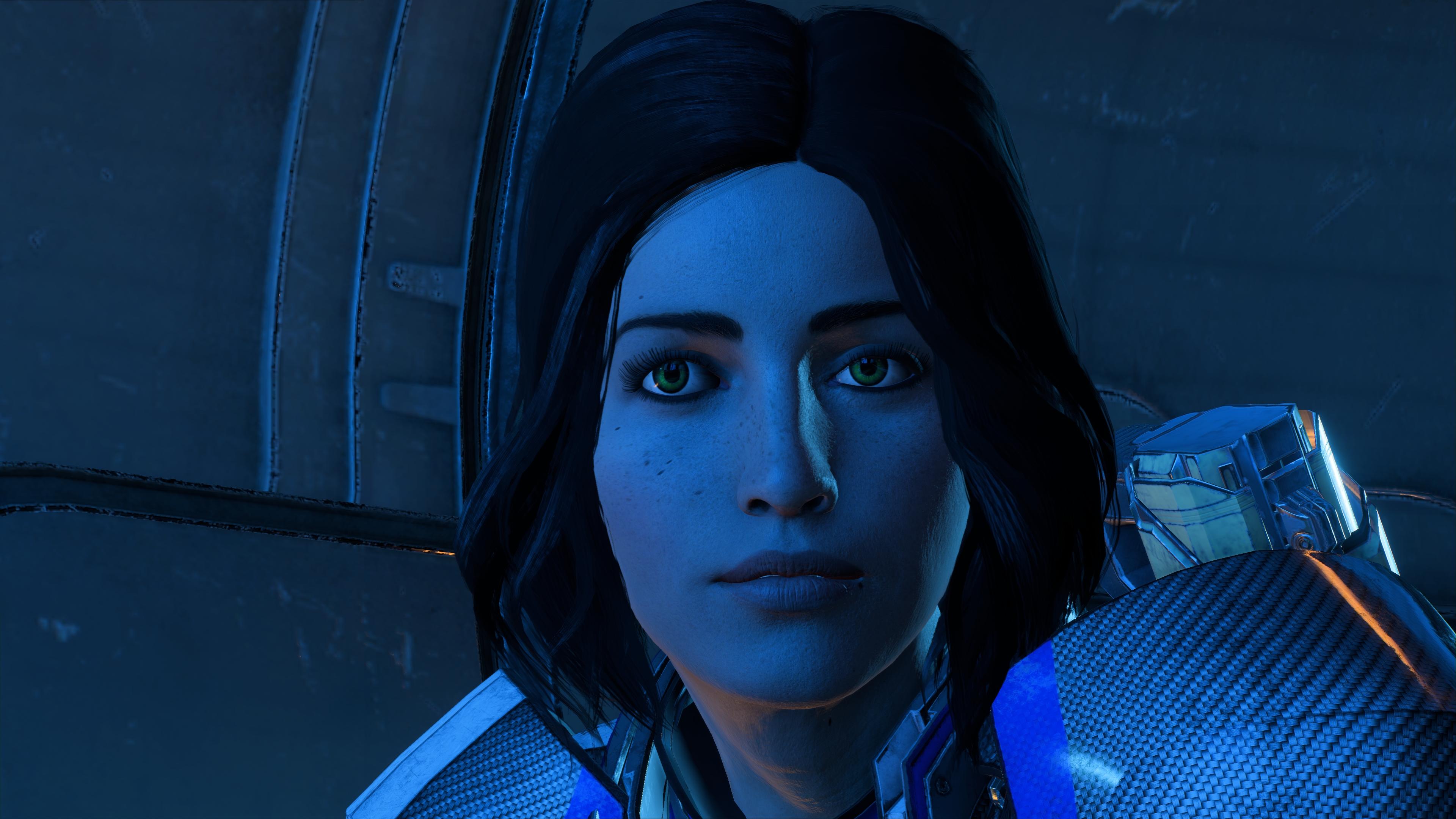 Sara Ryder - Mass Effect: Andromeda Sara_Ryder