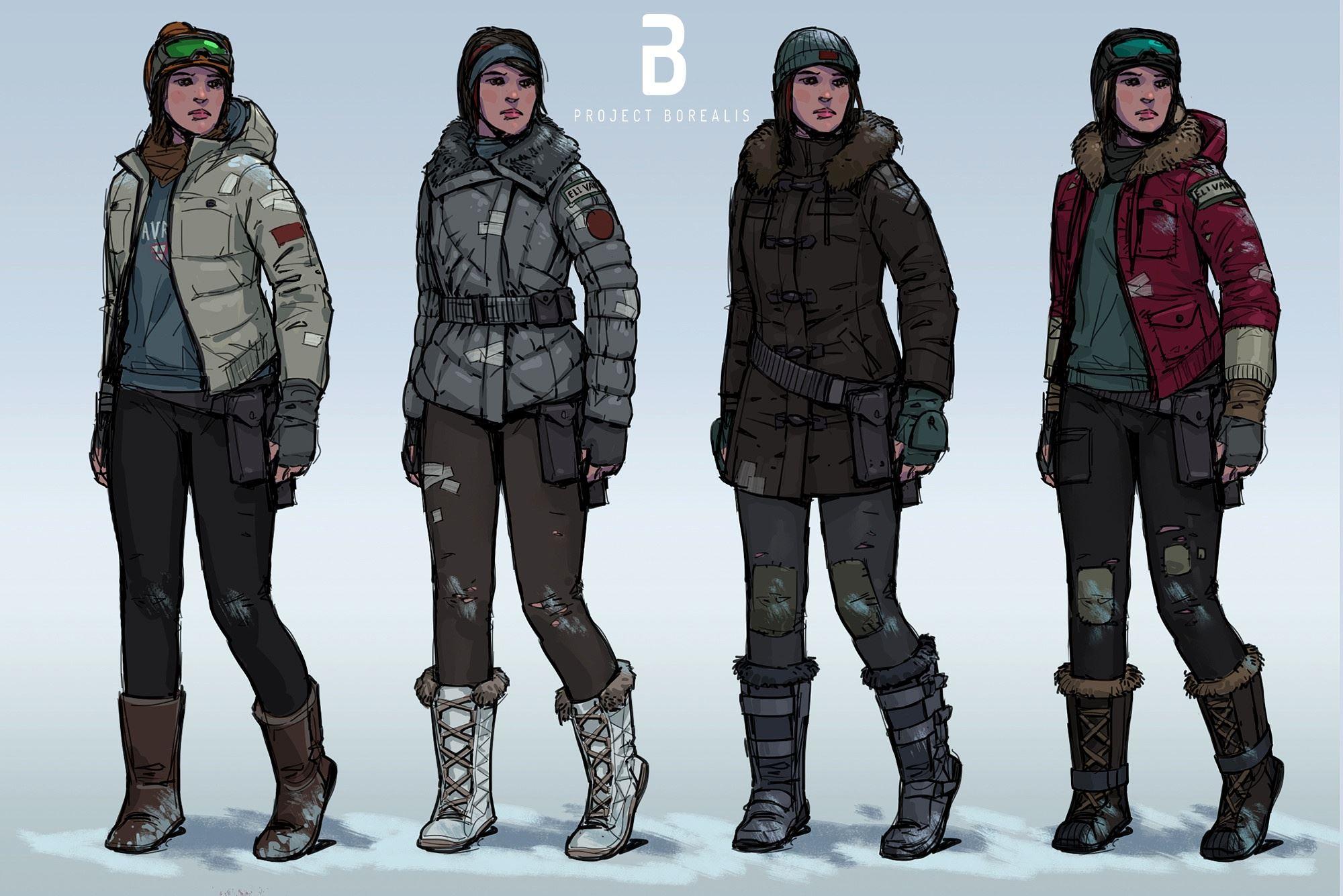 Project Borealis (Half-life 2: Episode 3) - Half-Life 2 Арт, Марк Лэйдлоу
