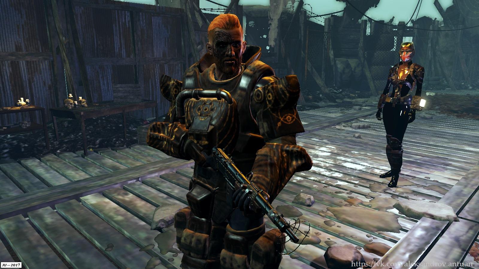 Новое применение брони морской пехоты ... - Fallout 4 броня морской пехоты, Дети Атома, Остров, радиевый карабин, Ядро
