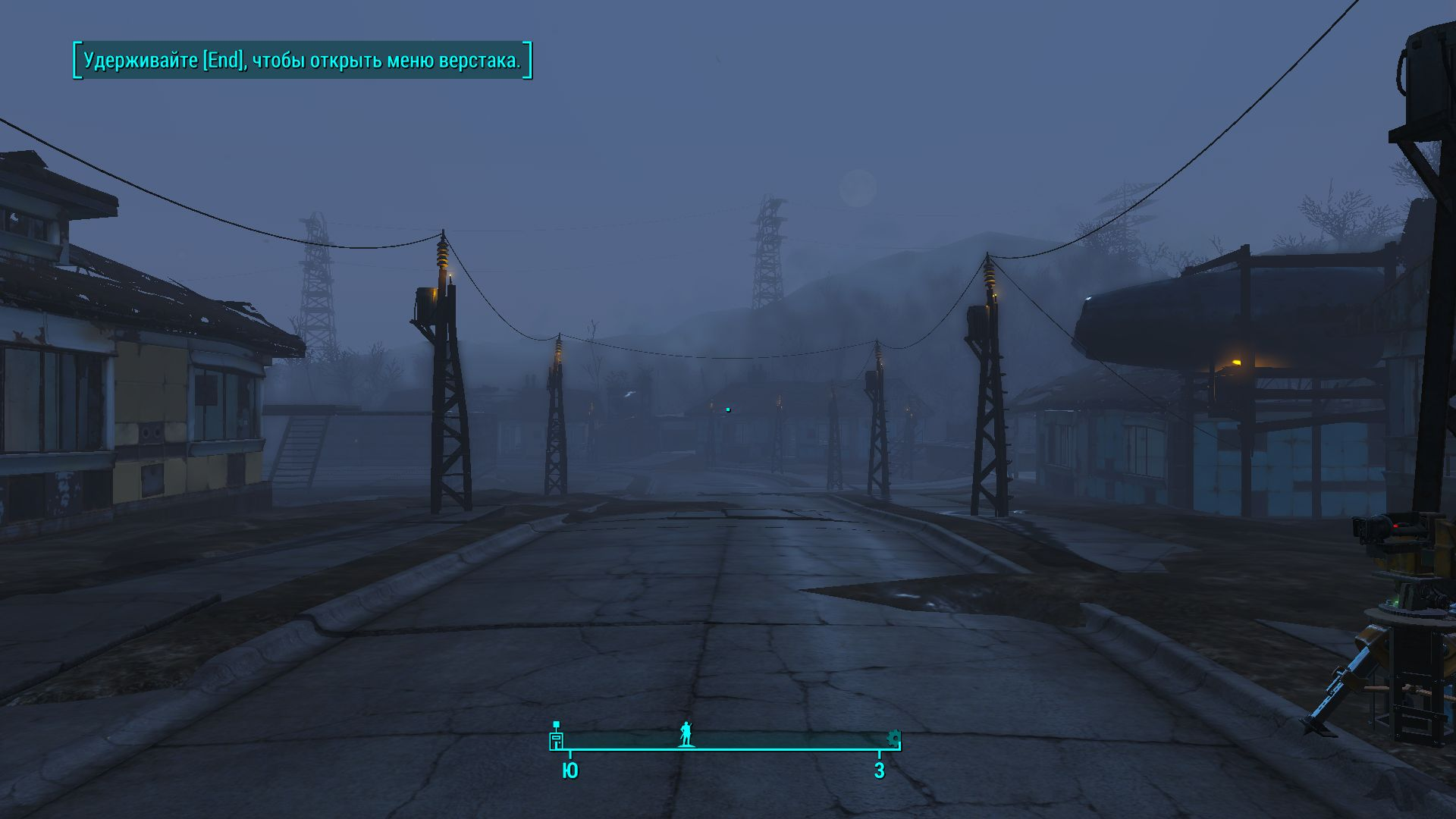 И плюс электрификация всего Санкчуари.... - Fallout 4