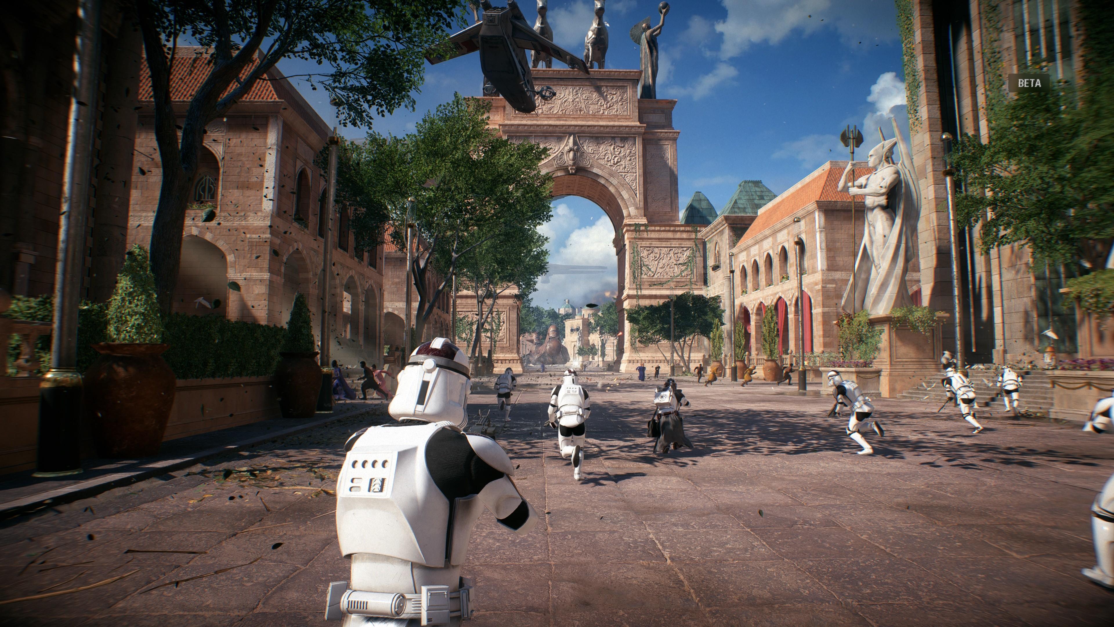 Star Wars: Battlefront 2 (2017) 4K Beta - Star Wars: Battlefront 2 (2017) 4K