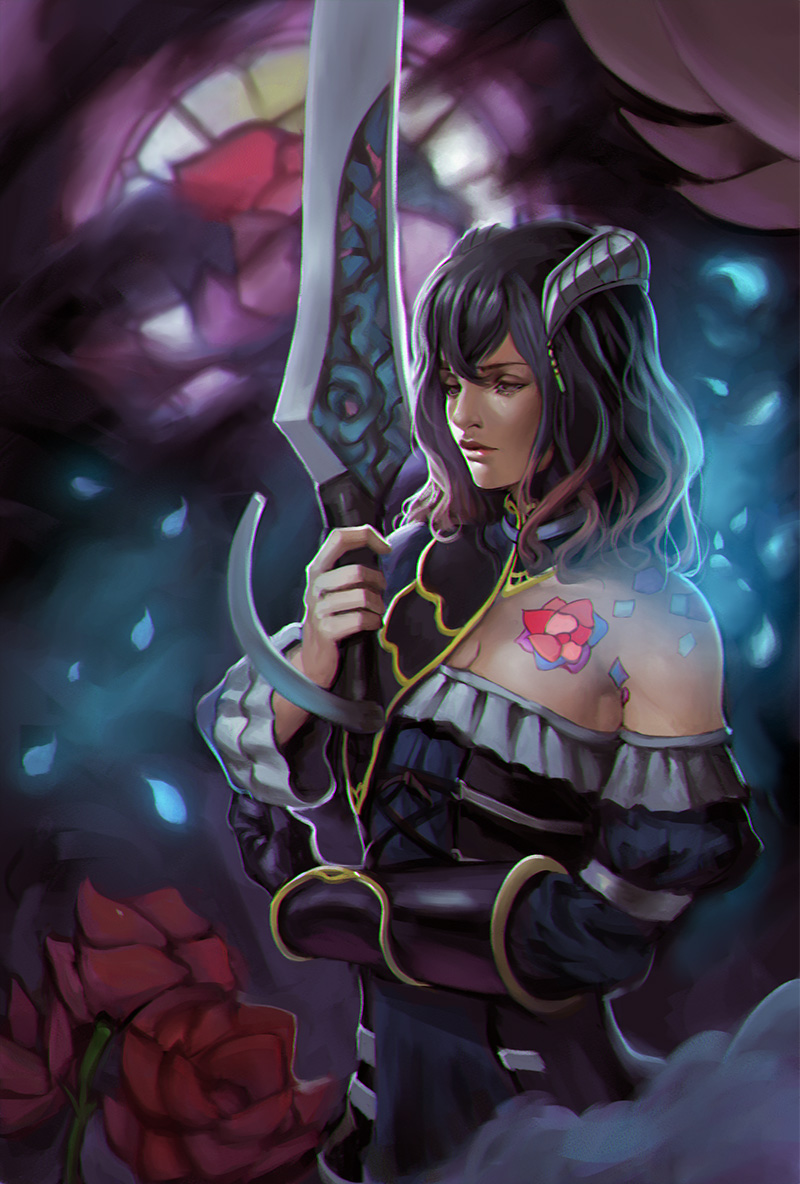 Bloodstained: Ritual of the Night - Bloodstained: Ritual of the Night
