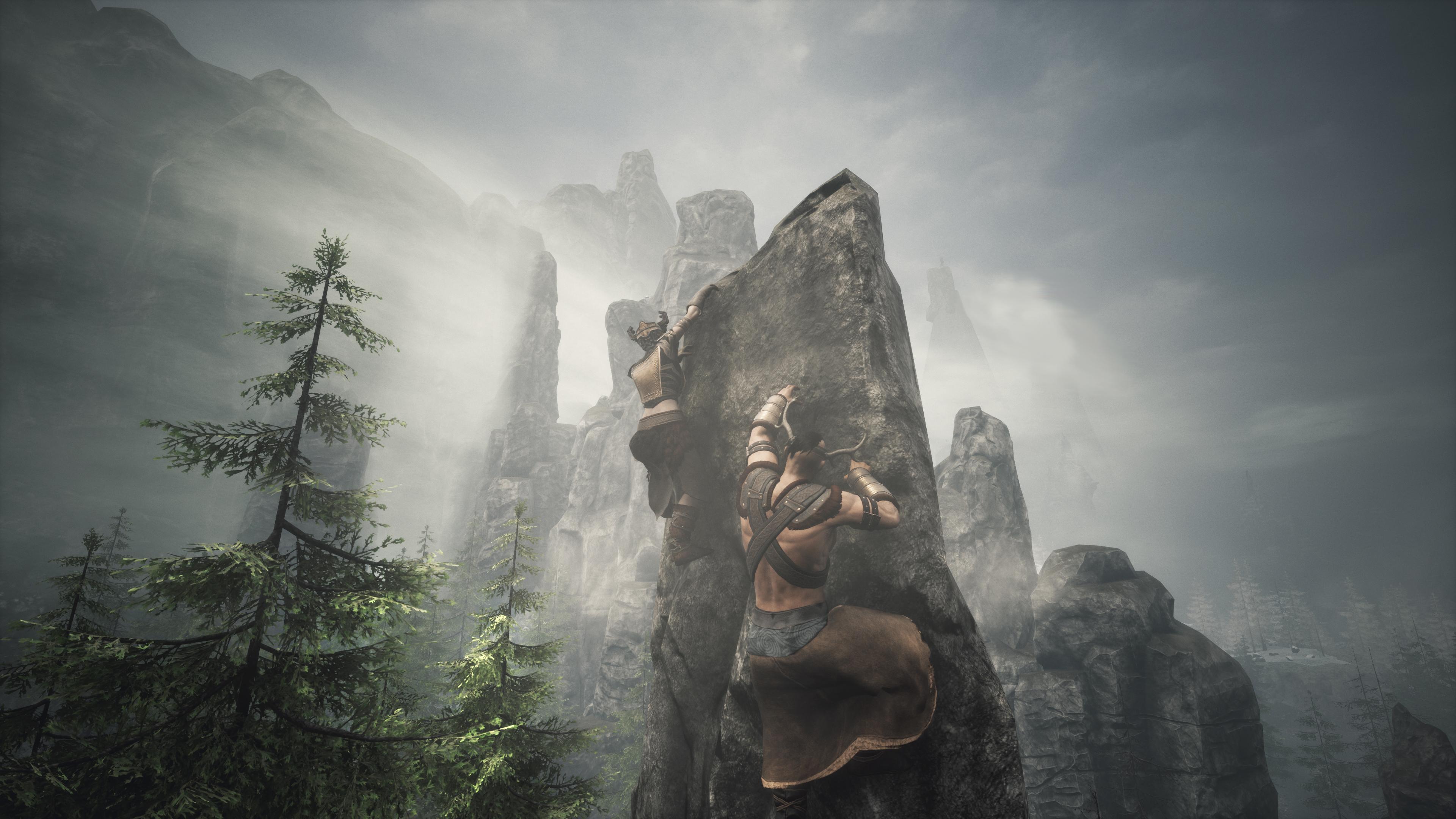 The Frozen North - Conan Exiles 4K