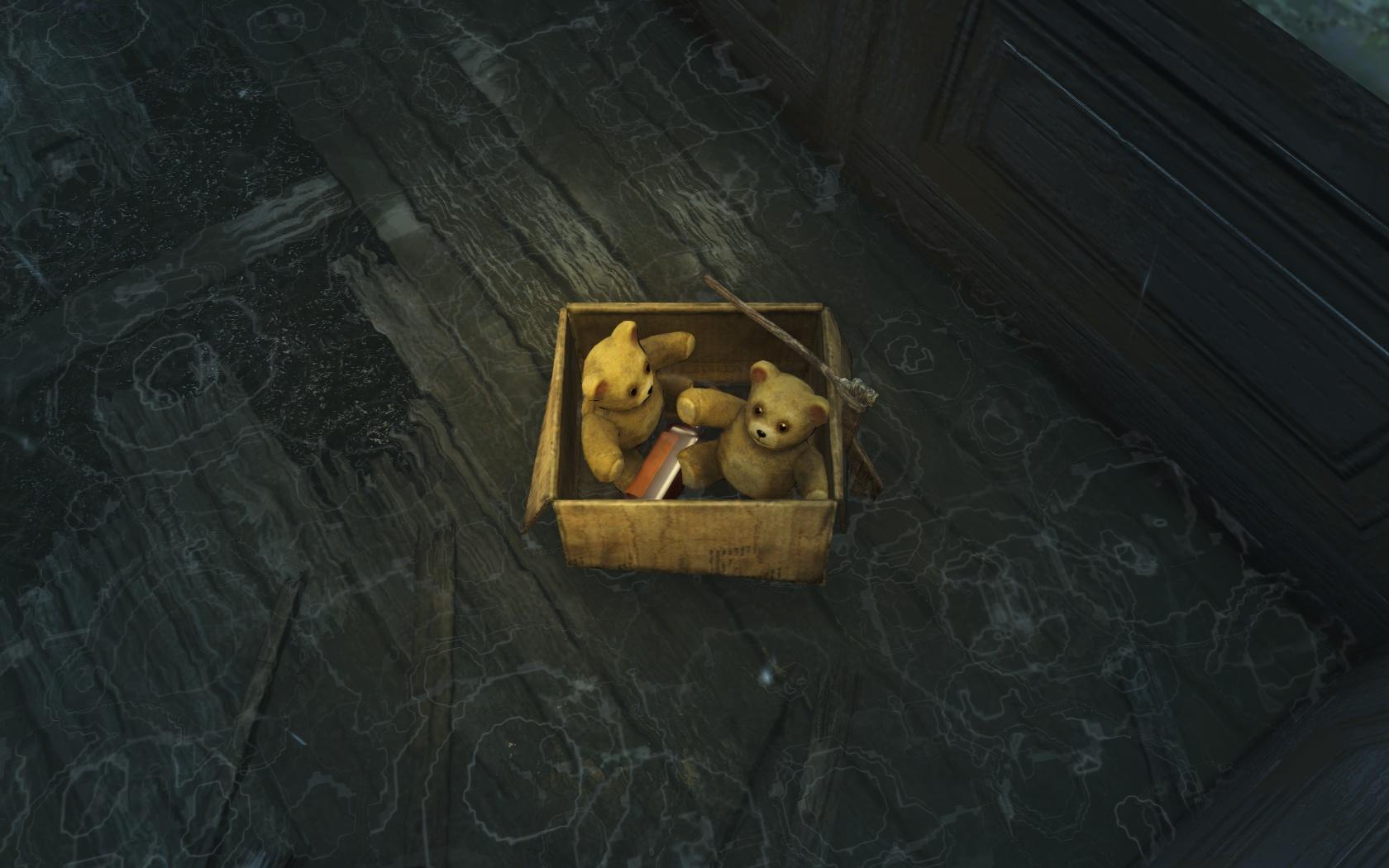 Есть провиант и руль, не хватает только паруса и вёсел! (западнее Стройплощадки в Мерквотер) - Fallout 4 Стройплощадка в Мерквотер