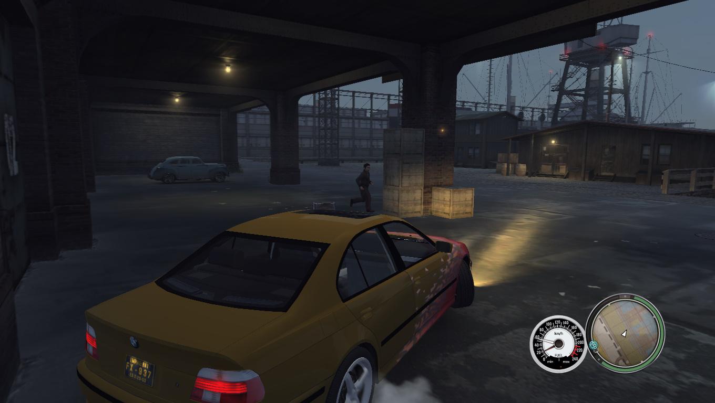 Стритовые движения - Mafia 2 illegalstreetdrift mafia2 bmw