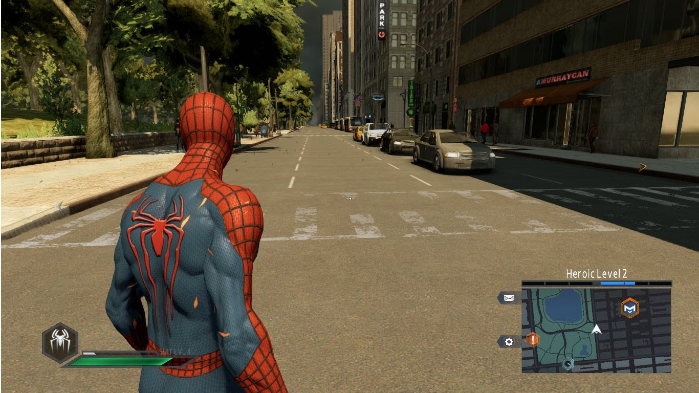 spiderman 3 game for windows 7