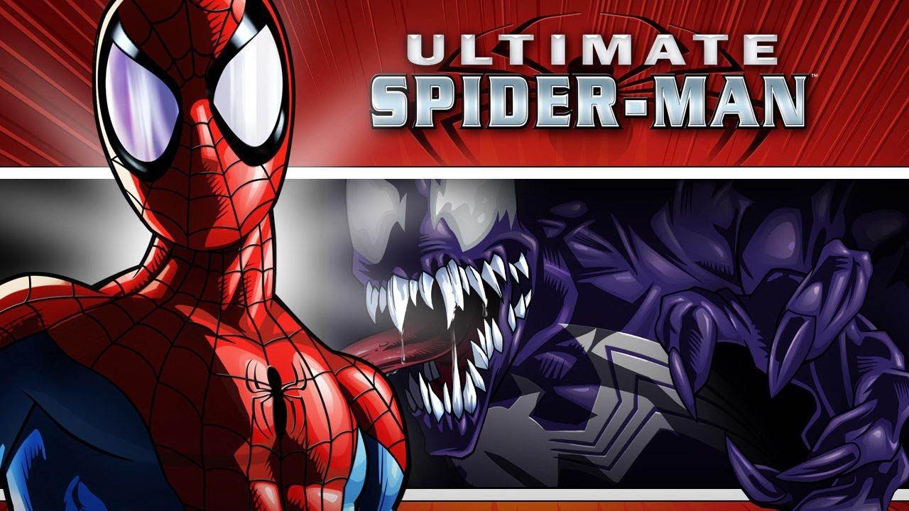 art - Ultimate Spider-Man