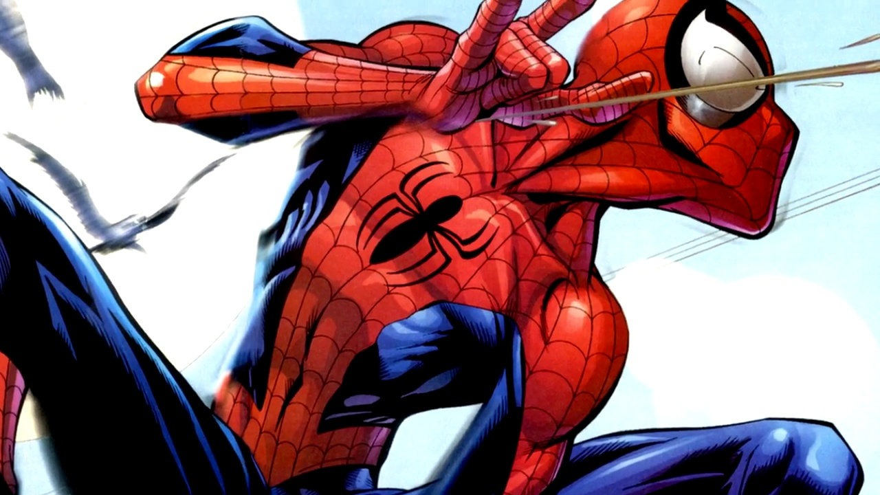 art - Ultimate Spider-Man