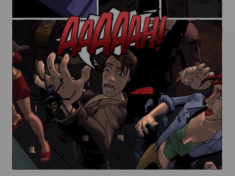 screenshot - Ultimate Spider-Man