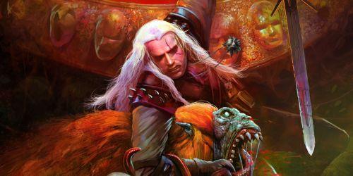 Геральт - Witcher, the