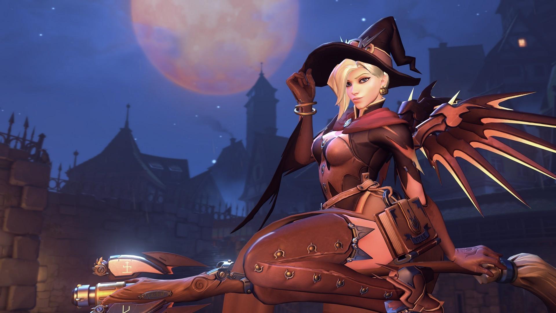 Overwatch. Halloween Terror 2017 - Overwatch Арт, Хеллоуин