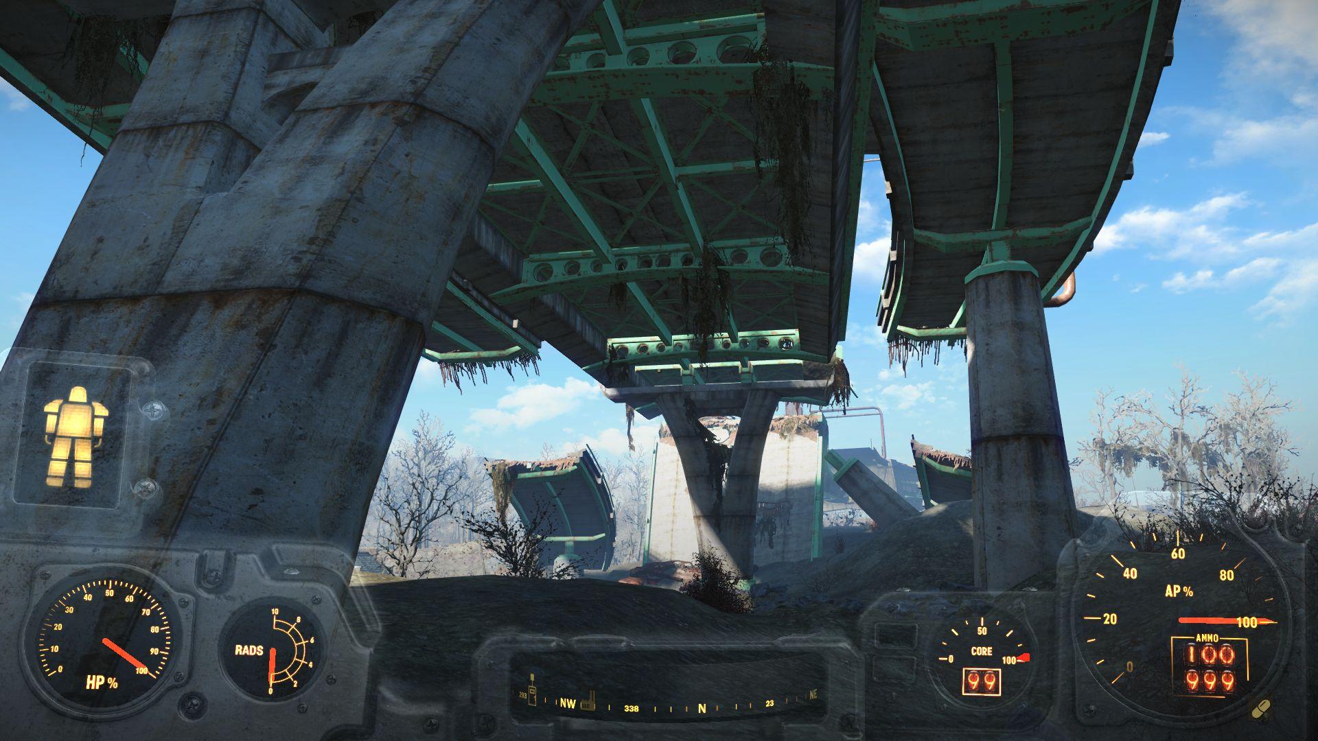 Мост имени Такера, наверное - Fallout 4