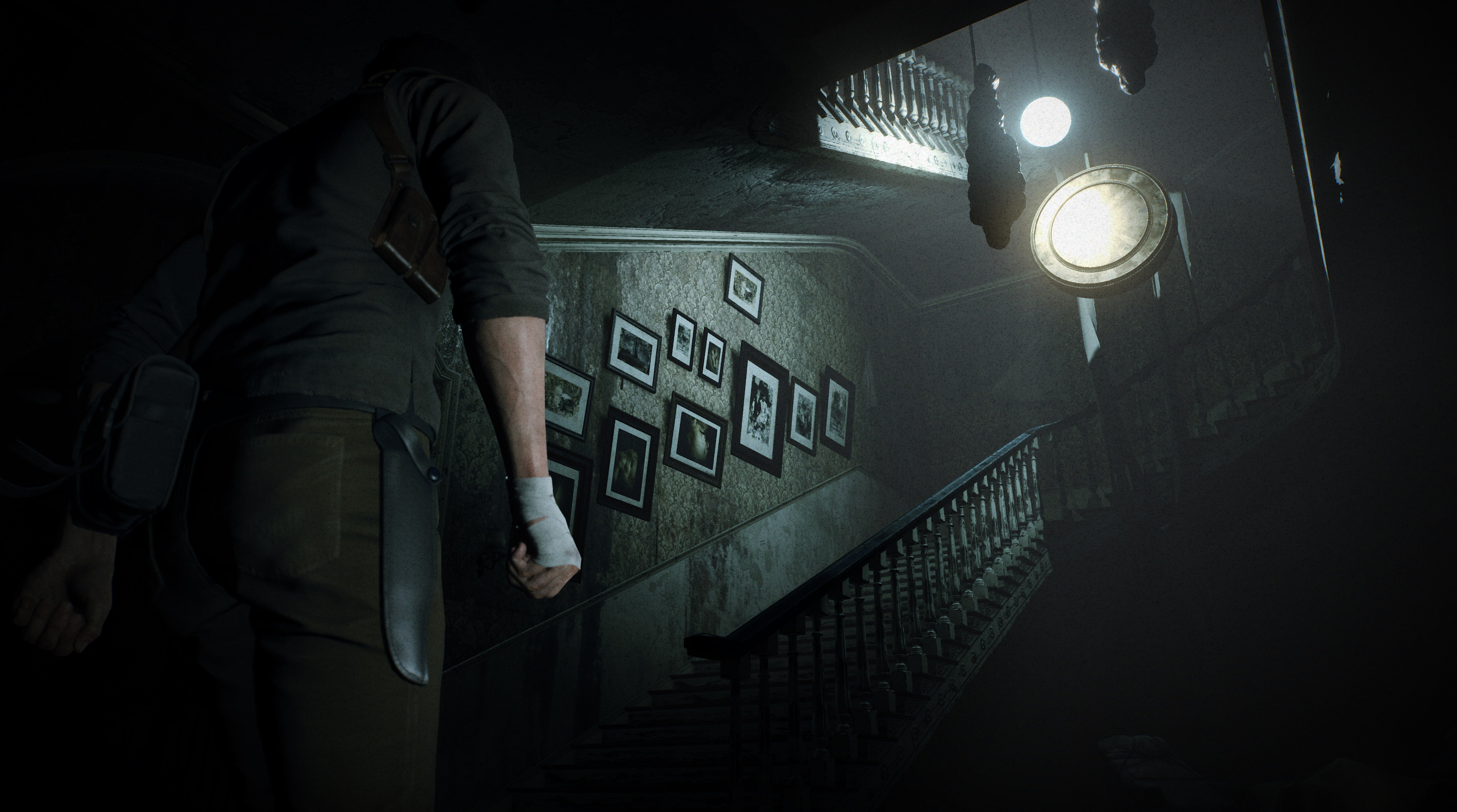 The Evil Within 2 - Evil Within 2, the 5K