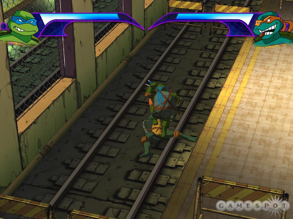 teenage mutant ninja turtle games - 1021×681