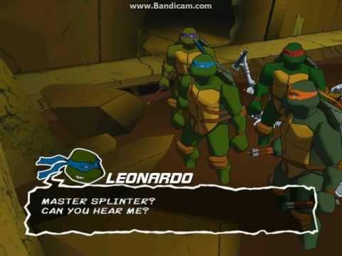 art - Teenage Mutant Ninja Turtles