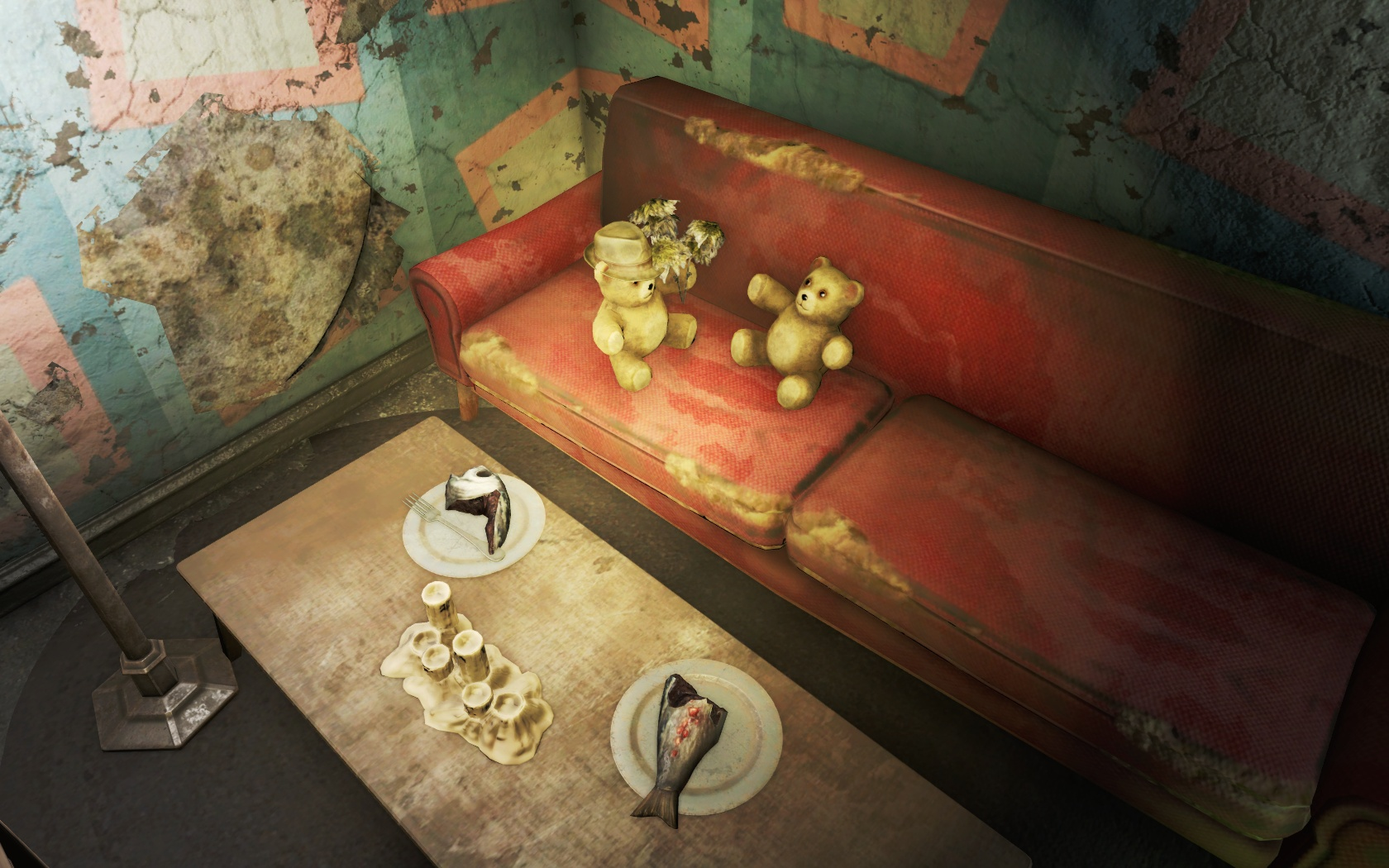 Свидание (Ядер-Мир, Павильон смеха) - Fallout 4 Nuka World, Павильон смеха, Ядер-Мир