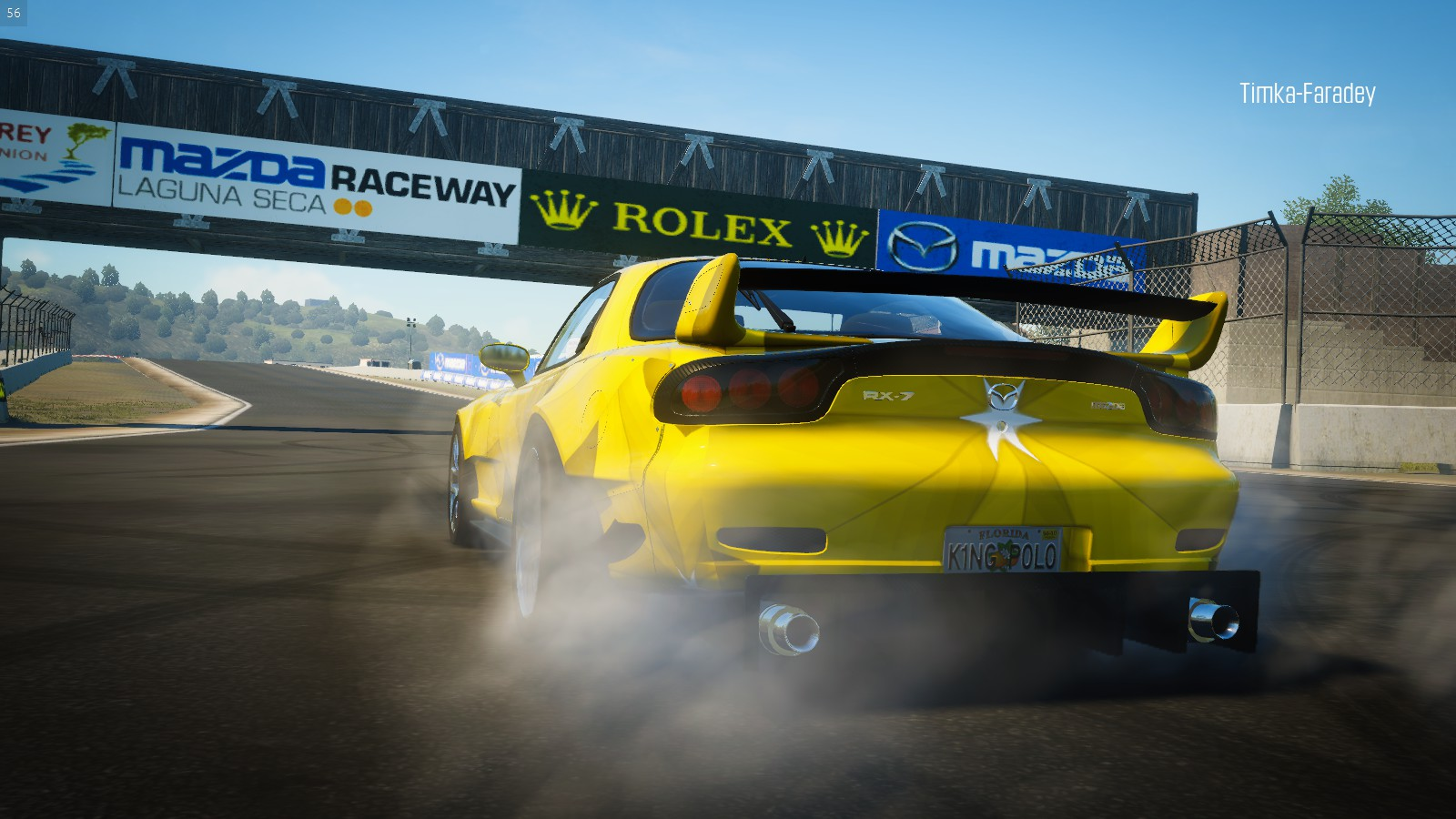 Mazda RX-7 - Crew, the Mazda, RX-7, Автомобиль, Транспорт