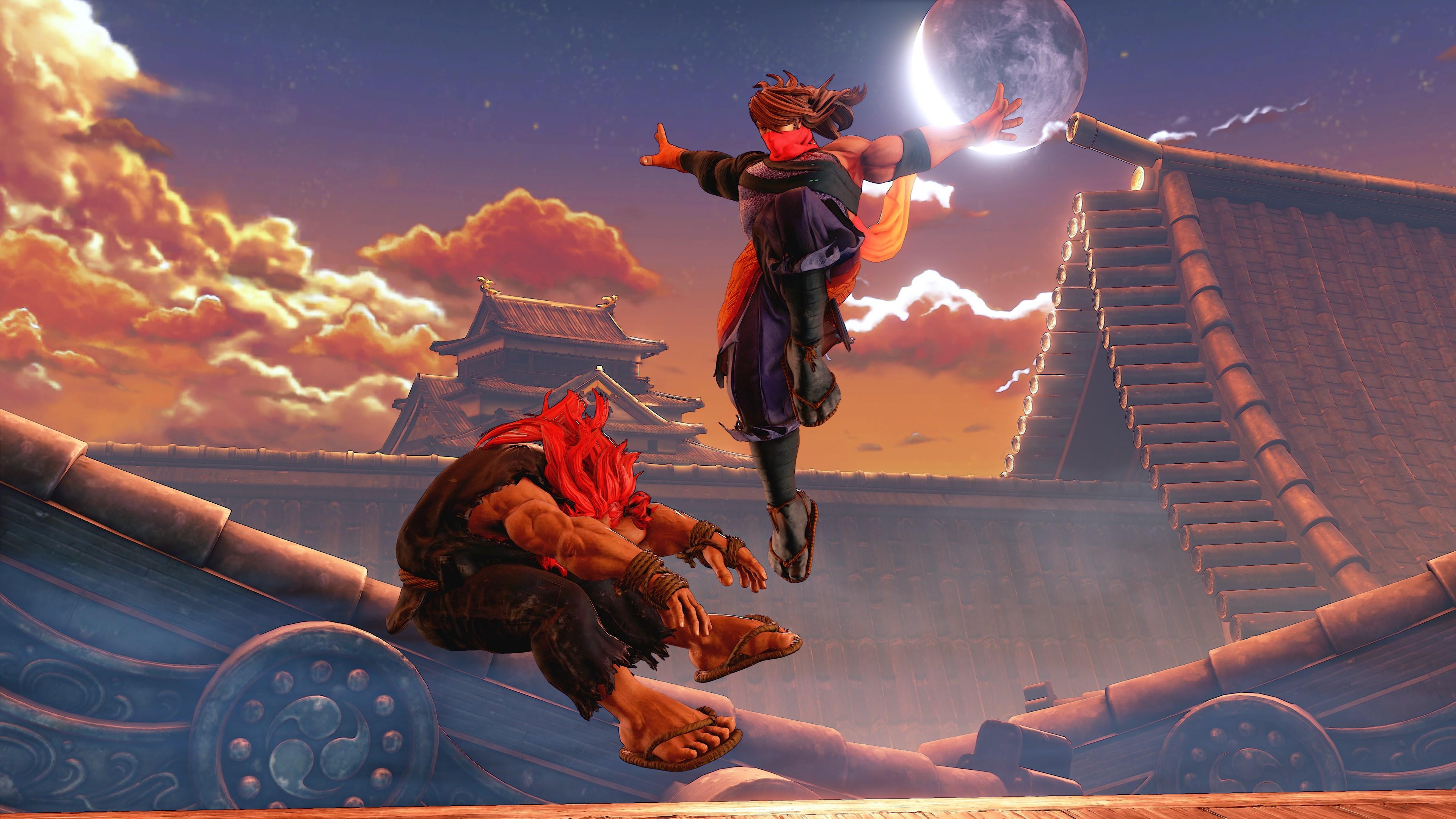 - - Street Fighter 5 Zeku