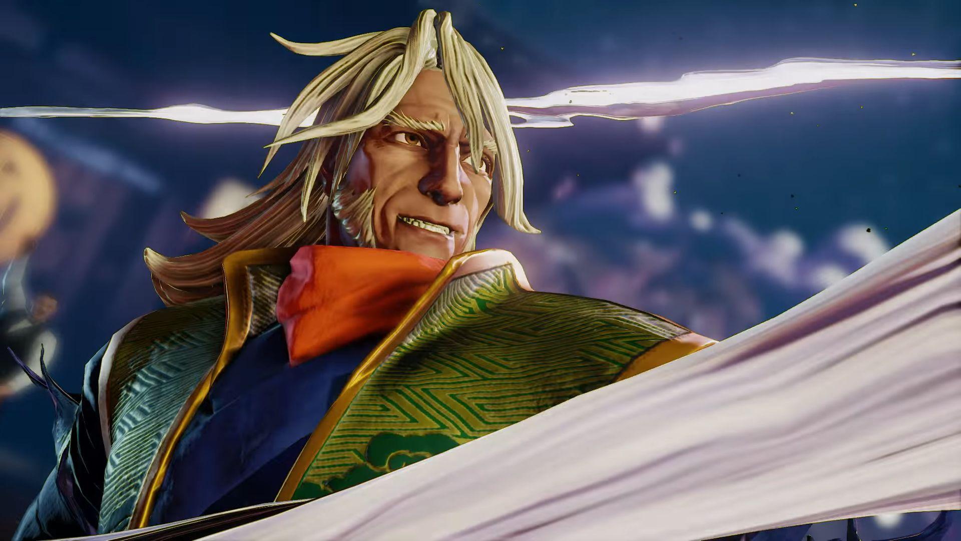 - - Street Fighter 5 Zeku, Скриншот