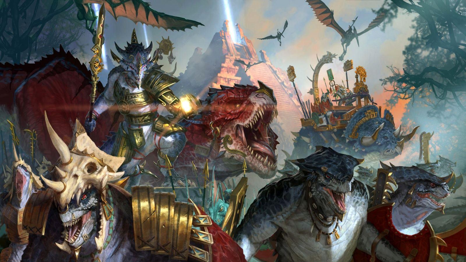 Total War: Warhammer 2 - Total War: Warhammer 2 Арт