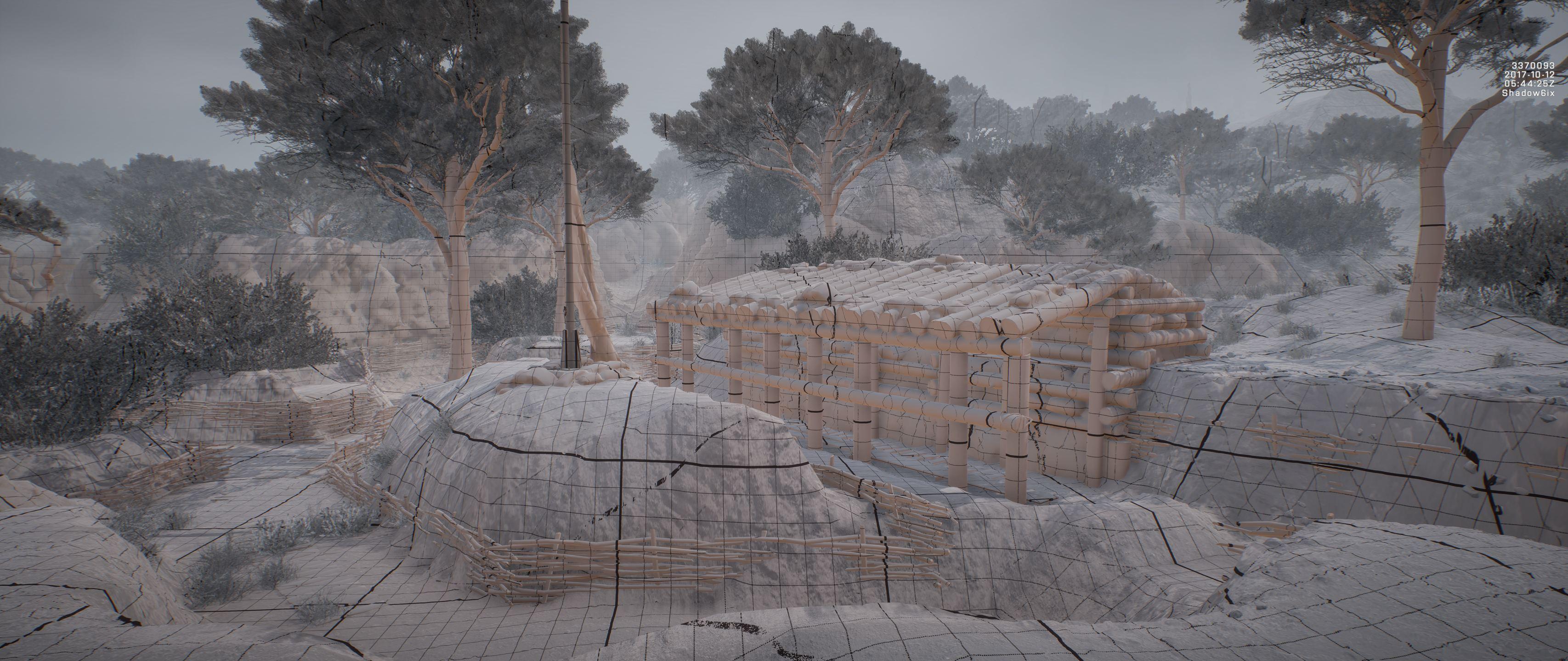 Battlefiled 1. Turning Tides - Ачи Баба - Battlefield 1 DLC, Арт