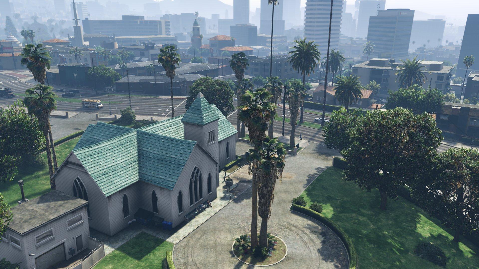 vegetation - Grand Theft Auto 5
